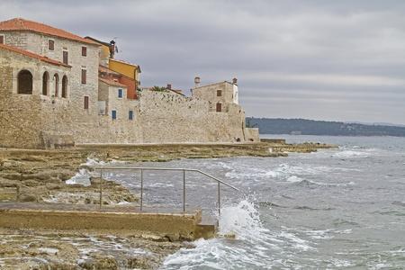 Novigrad  in Istria Stock Photo - 13387966