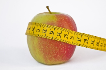 Apple Diet - a fruit day for weight loss photo