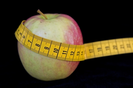consciously: Apple Diet - a fruit day, a must for figure-conscious