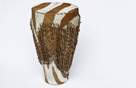 resonator: Bongo drum - African percussion instrument Stock Photo