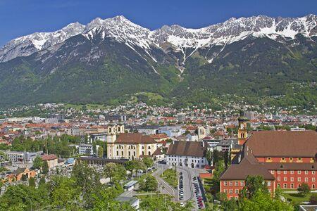 Innsbruck in Tyrol
