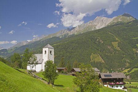 matrei: St. Nicholas - idyllic chapel in East Tyrol
