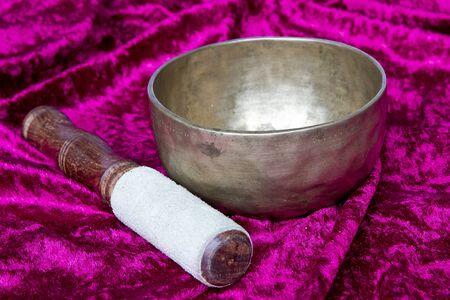 healing process: Singing Bowl