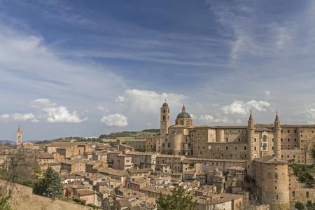 marken: Urbino in Marken Editorial