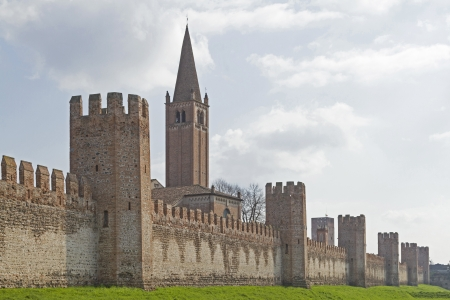 veneto: Montagnana in Veneto Editorial
