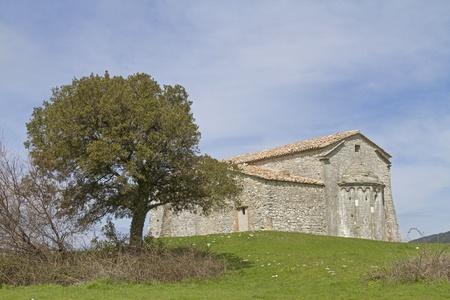 hermitage: Sant Erasmo - hermitage in Umbria
