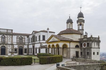 pilgriame Kirche Chiesa di San Giorgio in Monselice