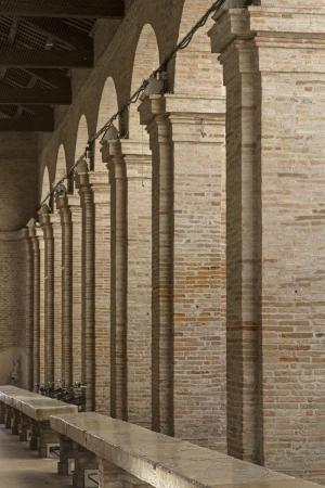 rimini: Vecchia Pescheria in Rimini Stock Photo