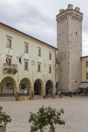 spello: Trevi  - town in Umbria