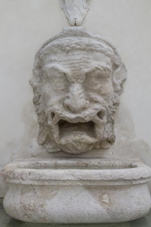 fontana: Fontana del Mascherone in Spoleto