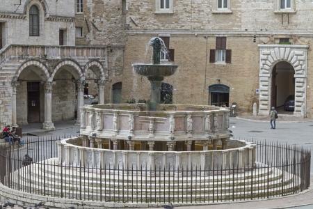 priori: Fontana Maggiore in Perugia