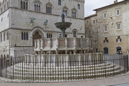 fontana: Fontana Maggiore in Perugia