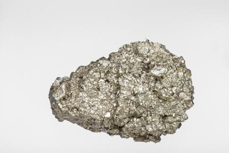 sulfide: Pyrite