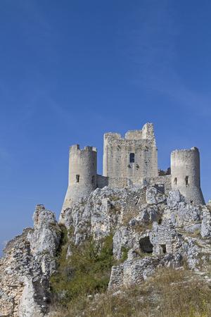 Rocca di Calascio in Abruzzo