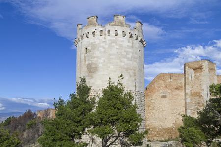The mighty Fortezza-Svevo Angioina in Lucera Redakční