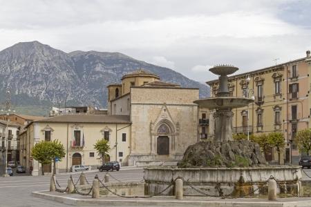 Sulmona - town in Abruzzo