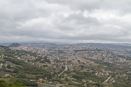 molise: Campobasso - the capital of region Molise