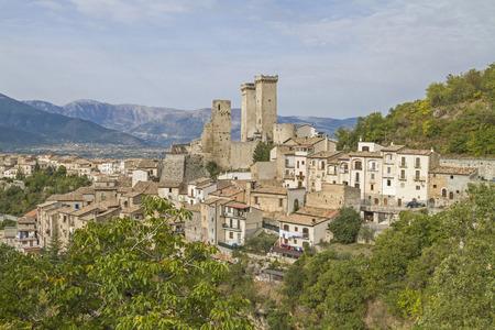 abruzzo: Pacentro in Abruzzo