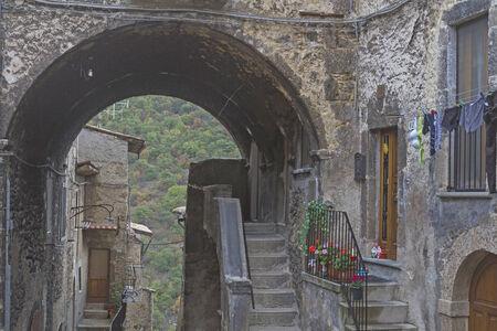 abruzzo: Scanno - idyllic village in Abruzzo