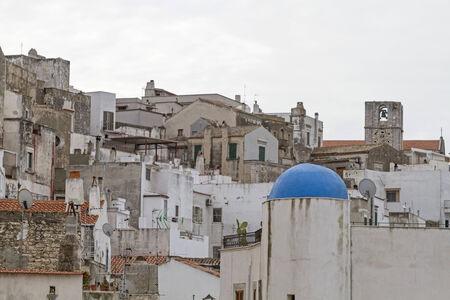 foggia: Peschici in Apulia