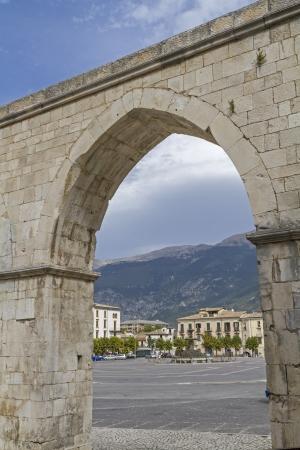 abruzzo: Sulmona - town in Abruzzo
