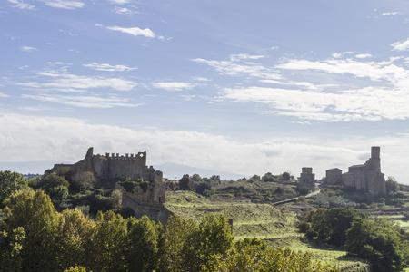 tuscania: Tuscania in Lazio