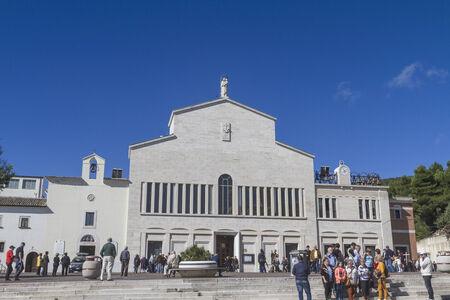 pio:  Santa Maria delle Grazie  in San Giovanni Rotondo