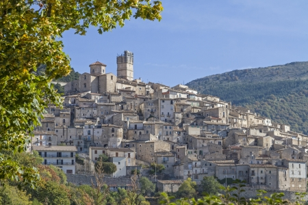 Castel del Monte  Standard-Bild