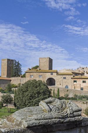 lazio: Tuscania in Lazio