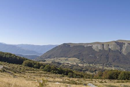 abruzzo: Maiella National Park in Abruzzo, Italy