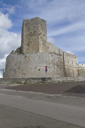 sant: Castello in Monte Sant Angelo