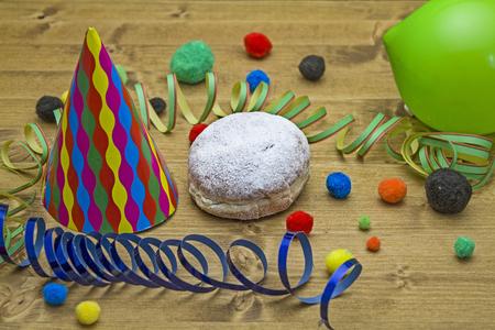 Carnival donuts belong to each carnival fete