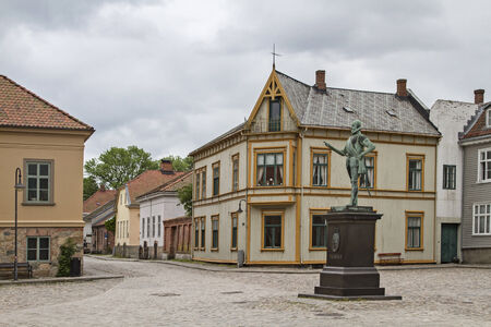 Fredrikstad is located in southeastern Norway and is the best preserved fortress town in Scandinavia