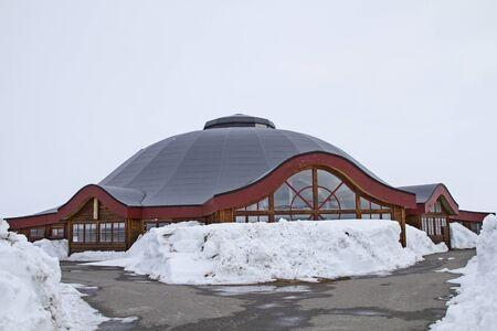 llegar tarde: Hasta mayo est� en el centro del c�rculo �rtico se encuentran las condiciones invernales