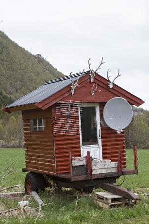 technically: Norwegian Shepherd carts technically uptodate
