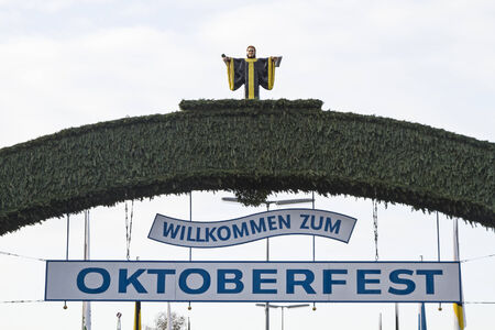 dult: The Octoberfest in Munich is the largest festival in the World and takes place on the Theresienwiese in the Bavarian capital