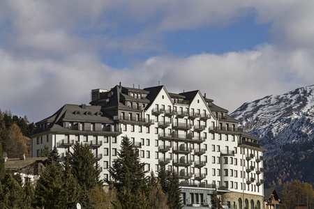 jetset: Hotel Carlton - Luxury hotel in the exclusive resort of St. Moritz