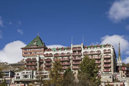 jetset: Badrutt Palace Hotel -  Luxury hotel in the exclusive resort of St. Moritz