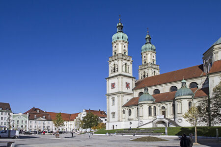 lawrence: The Basilica of St. Lawrence in Kempten is a former abbey church of the Benedictine and what built in the 17th century Editorial
