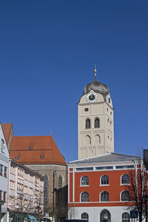 places of interest: Erding - idyllic county town northeast of Munich with late Gothic city center