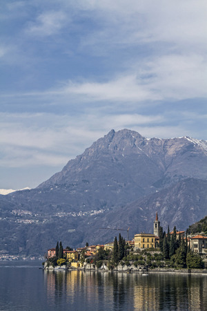 holiday destination: Varenna - popular holiday destination on Lake Como