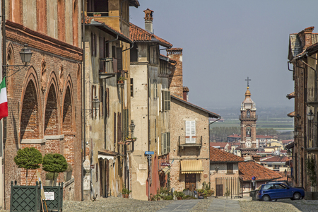 cuneo province: Saluzzo is a town in the Province of Cuneo in the Piedmont region.