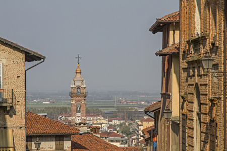 saluzzo: Saluzzo is a town in the Province of Cuneo in the Piedmont region.