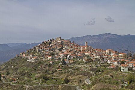 apennines: Baiardo popular destination in the Ligurian Apennines