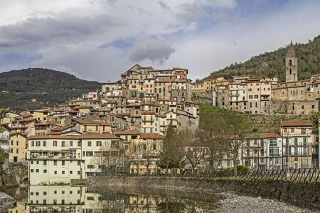 apennines: Pigna - popular destination in the Ligurian Apennines