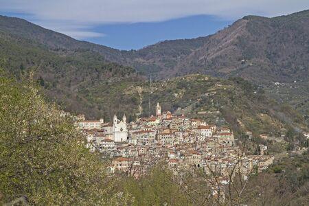 favorable: Ceriana - favorable destination in Ligurian Apennines