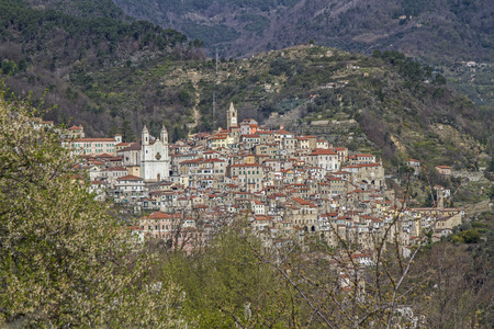 apennines: Ceriana - favorable destination in Ligurian Apennines