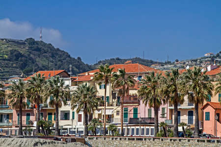 dei: Santo Stefano  - idyllic village on the Riviera dei Fiori