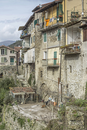 and is favorable: Isolabona - favorable destination in Ligurian Apennines