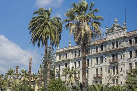 morbid: Villa Angst - morbid ruins of a grand hotel in Bordighera